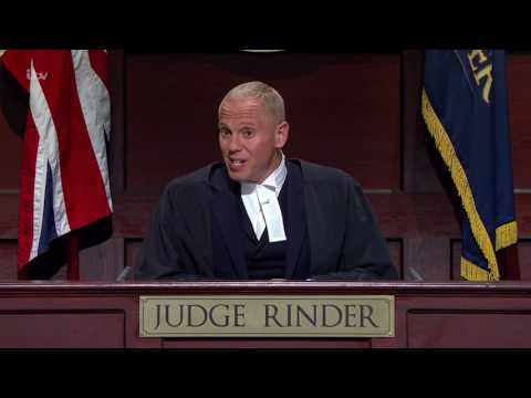 Alex Talks About How He Met Jack | Judge Rinder
