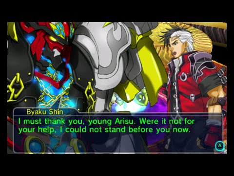 "Project X Zone 2 : Final Chapter - ""Arisu in Destinyland"""