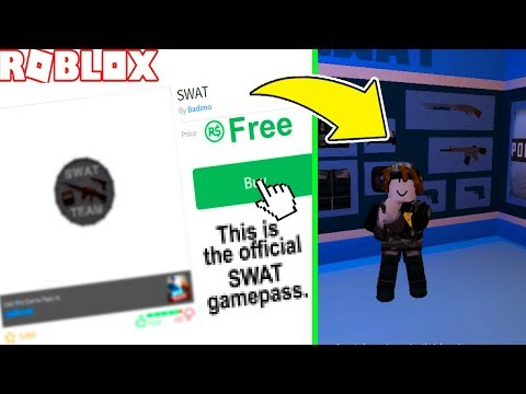 HOW TO GET SWAT GAMEPASS for FREE! *VERY...