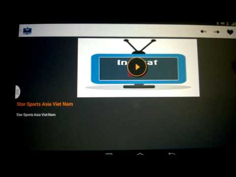 video tv streaming android