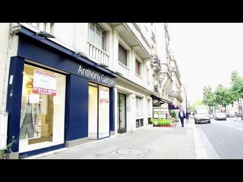 Location pure boutique - Boulevard Raspail Paris 75006