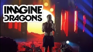IMAGINE DRAGONS | MOSCOW 2018 (Full show)