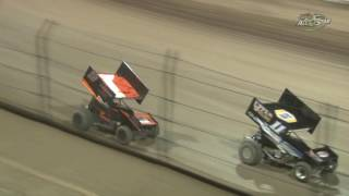 Eldora Speedway All Star Sprint Highlights
