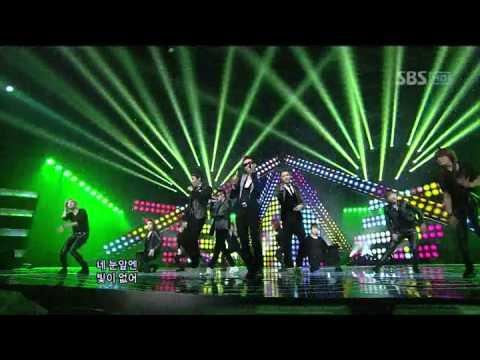 M.I.B-G.D.M(Girls.Dreams.Money) @SBS Inkigayo 인기가요 20111211