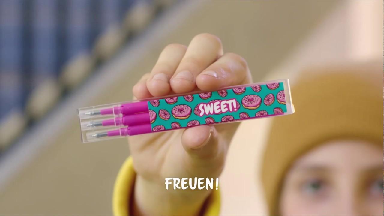 Entdecke jetzt die neuen Farben der Pilot FriXion Stifte!