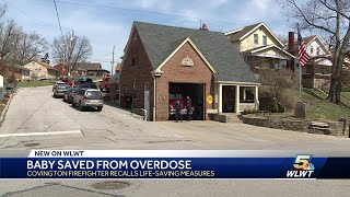 Baby saved from overdose in Covington