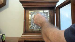 Howard Miller Thomas Tompion 3 Chime Mantel Clock