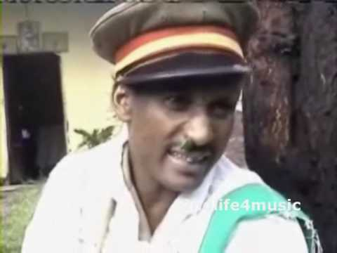 Addis Miraf : Interview with Comedian Kibebew Geda