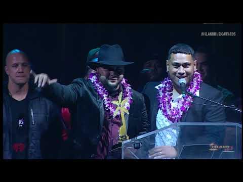 Island Music Awards - FIA Breakout Artist of the Year Acceptance Speech
