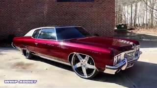 Gambar cover WhipAddict: $100K Donk, Will Mounts Up Rucci Forged 26s and Speaks on His Build at Kaotic Speed
