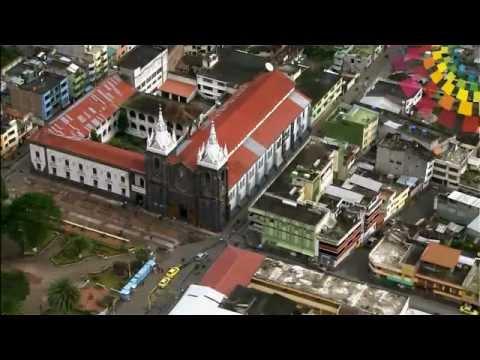 Ecuador Ama la vida Baños de Agua Santa
