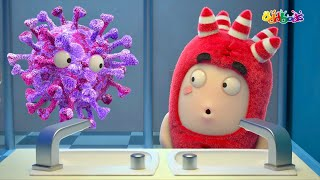 Oddbods | NEW | STAY CLEAN, STAY HEALTHY! | Funny Cartoons For Kids