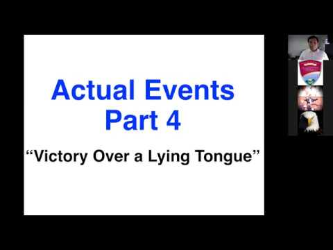 [2019.06.12] Worldwide Bible Study - Bro. Lowell Menorca II - Victory Over a Lying Tongue