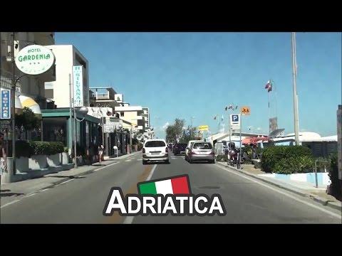 IT / Lungomare Adriatica / Rivabella - Viserba - Bellaria Igea Marina