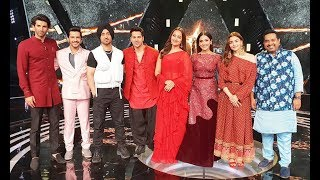 Gambar cover Neeti Mohan Performing #FirstClass with the #kalank team on #RisingStar3