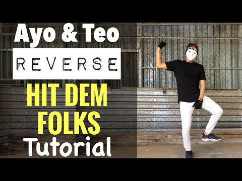 """""""REVERSE HIT DEM FOLKS"""" Tutorial 