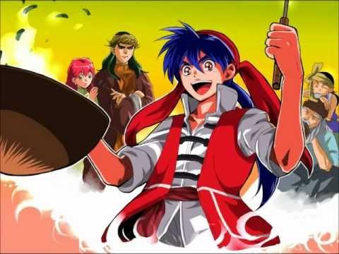 Cooking Master Boy - Kaze no You ni Jiyuu (3rd Ending Theme)