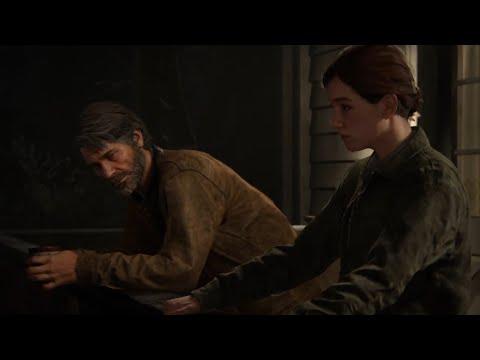 The Last Of Us Part II - Joel And Ellie (Ending Scene)