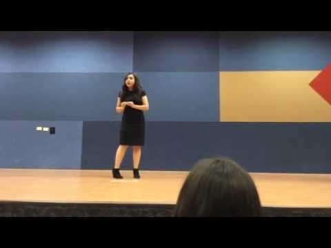 Discurso persuasivo -  La pérdida de identidad nacional