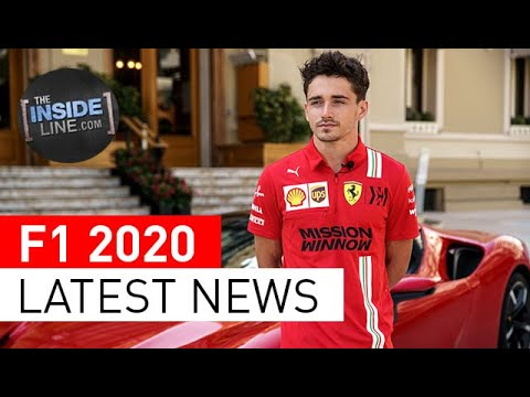 LATEST NEWS: Leclerc's Film Debut, F1 Changes, And Vettel's Options.