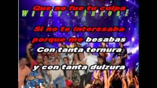 TE HUBERAS IDO ANTES - PIPE BUENO -AUDIO KARAOKE