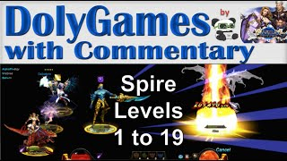 ➜ Wartune Gameplay - Spire levels 1-19 with Ballwin, AlphaProdigy, and Wizdred