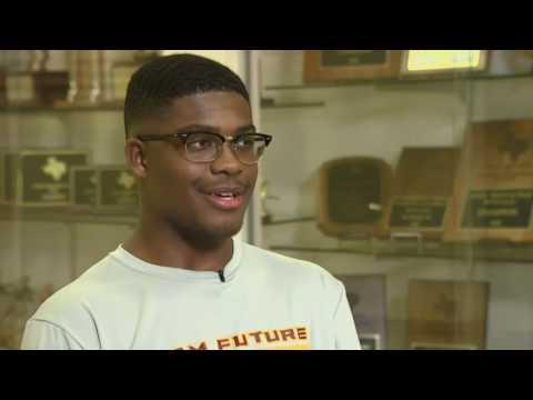 Teen builds AAU basketball program
