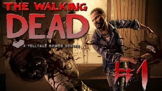 The Walking Dead (PC) Episode 1: A New Day - I