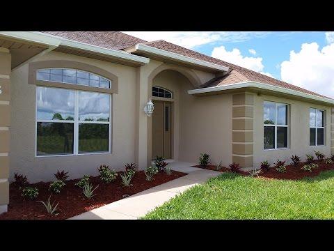 1716 NE 17th Terrace, Cape Coral, FL  33909 - Finished Video