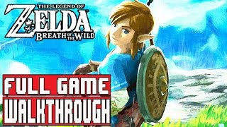 legend of zelda Breath of the Wild Прохождение / Walktrough Part #6 Чудище Ва-Рута