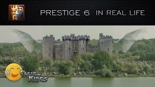 How prestige 6 were in real life - congratulations to abe, the first p6 in k551
