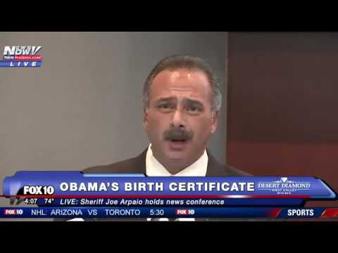 Proof Barrack Obama Birth Certificate is fake!