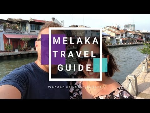 Best Things to do in Melaka, Malaysia [One Day Itinerary]