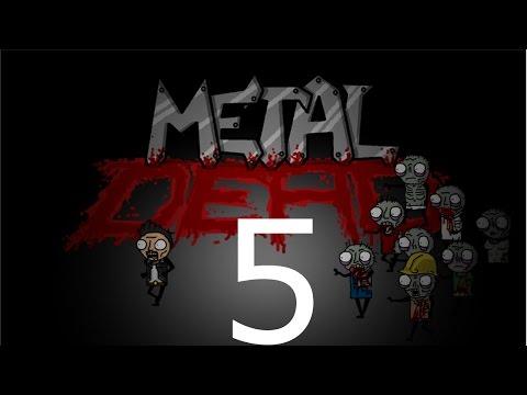 Metal Dead Ep. 5 - Meeting Office Stewart!