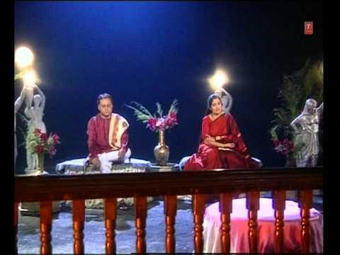 Zakhmo Ko Hawa Doge Meri Yaad Aayegi | Ishq- Ghazals | Anuradha Paudwal, Chandan Das