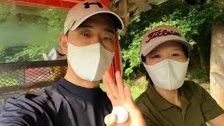 땡볕라운드 골프존카운티 안성H #1