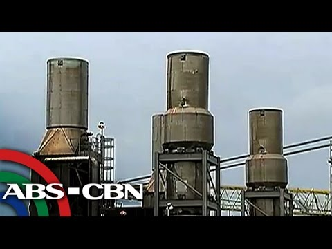 Malampaya natural gas is running out soon