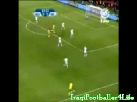 Iraq vs South Africa - Highlights - 2009 Confederations Cup 14/06/2009 Johannesburg Opening Match