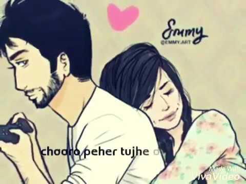 Bollywood Love Song Cartoon Youtube