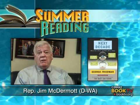 Book TV Summer Reading: Jim McDermott