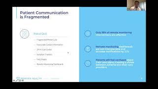 Memora Health - Remote Patient Monitoring Innovation Challenge