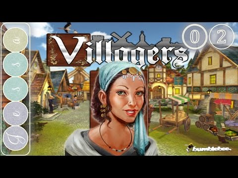 Villagers Gameplay ~ Jessaville: Plague, Swamps and Locusts, Oh My! ~ Let's Play Villagers Gameplay