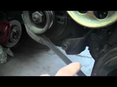 Belt tension trick