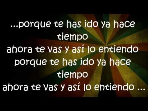 Dread Mar I ♪♪ Arbol sin Hojas ♪♪ ► Con Letra ◄ ★ 2013 ★