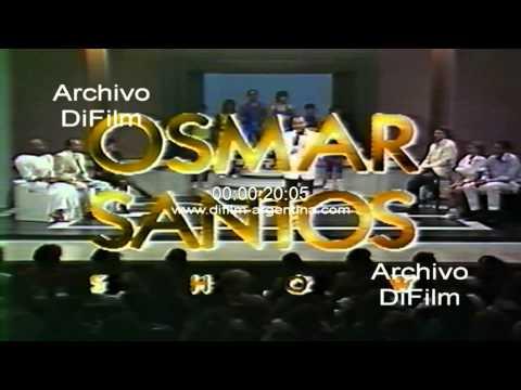 DiFilm - Promo Osmar Santos Show Rede Manchete 1988