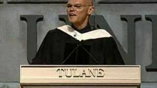 Tulane 2008 Commencement Address - James Carville