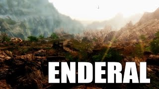 ENDERAL How to install and Preview - Skyrim Mods