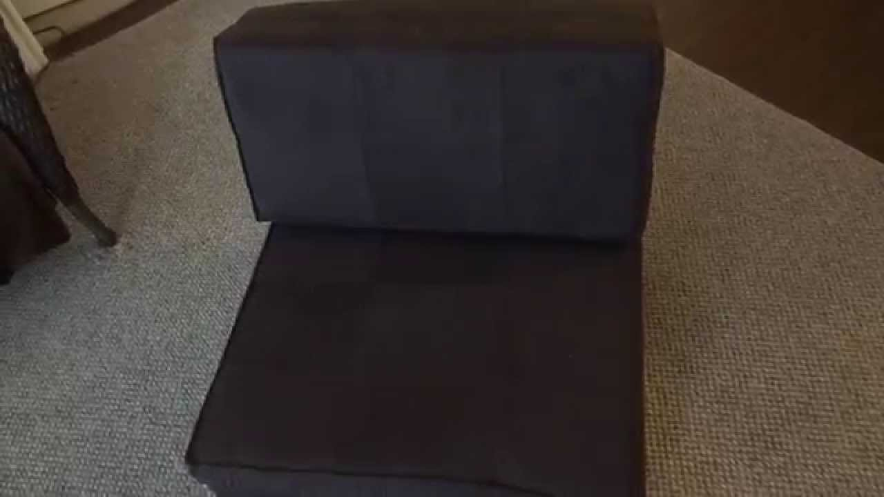 your zone flip chair Product Review: Your Zone Flip Chair   YouTube your zone flip chair