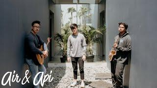 Air Dan Api - NAIF (eclat  cover & lirik)
