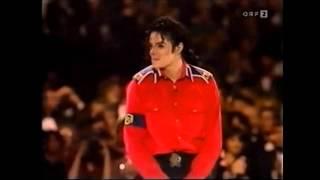 [HQ]Michael Jackson - Gone Too Soon - Heal The World [President Clinton Gala -1992]